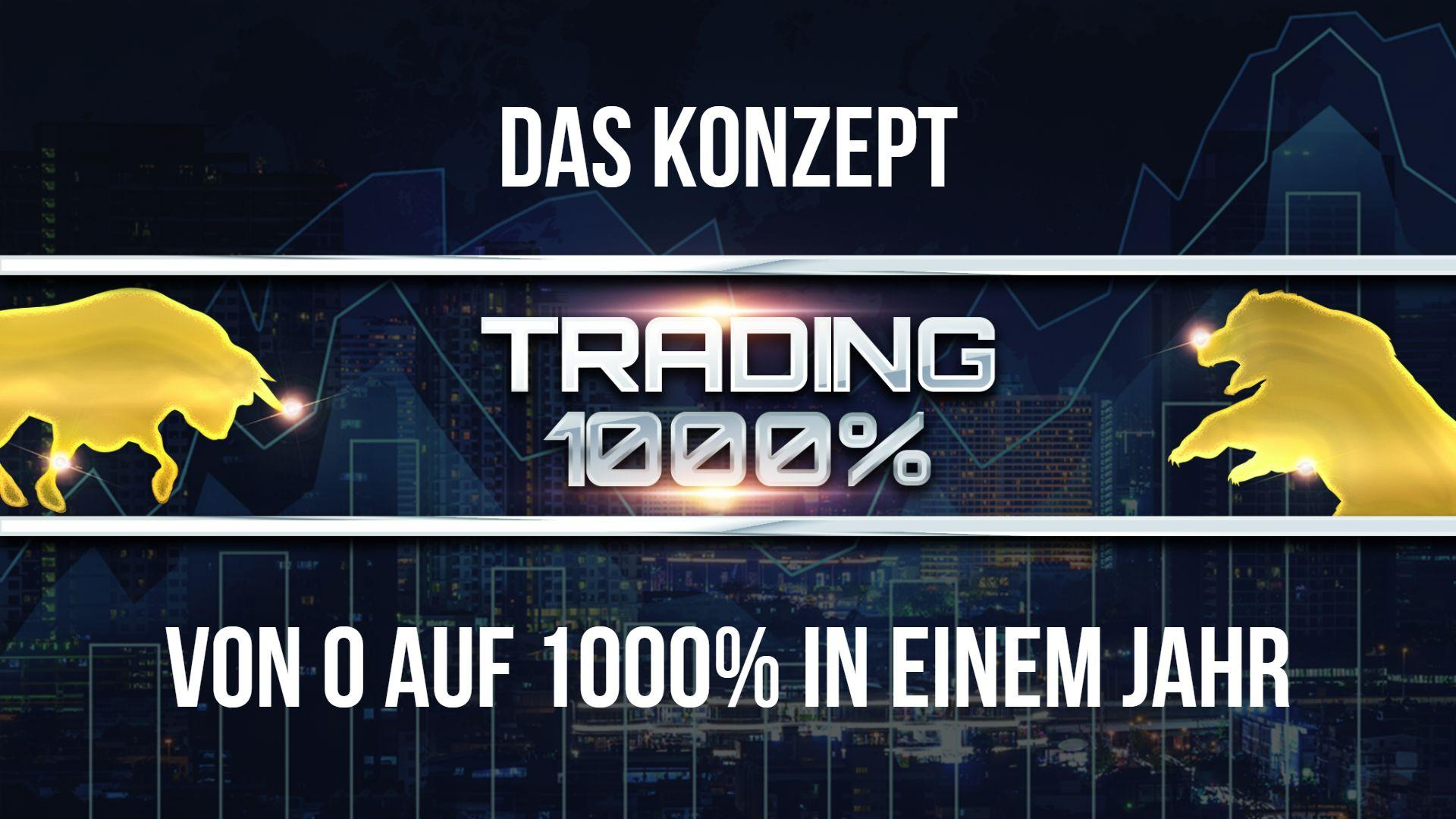Trading 1000%
